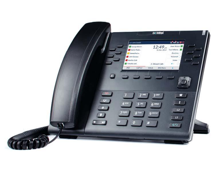 Mitel (Aastra) 6869i IP Phone
