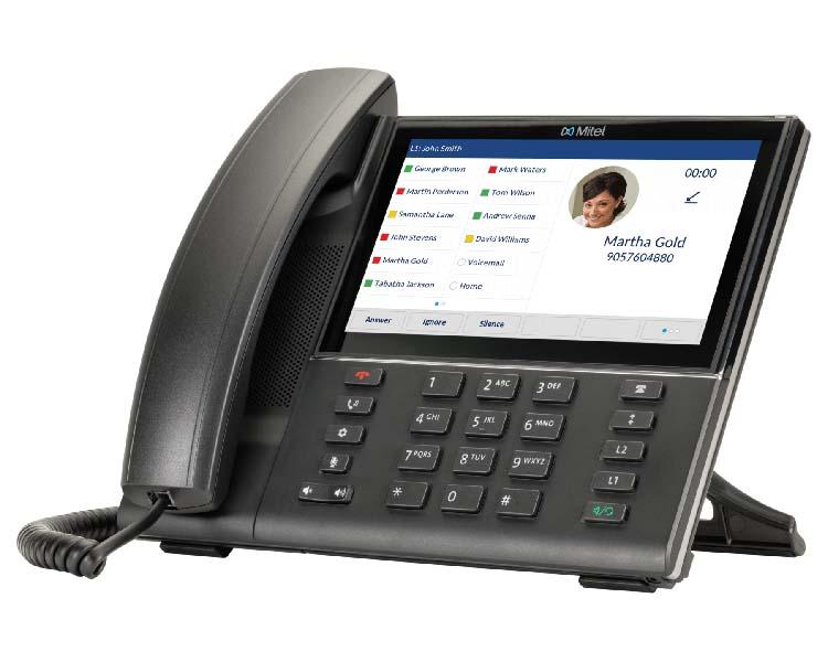 Mitel (Aastra) 6873 SIP Phone