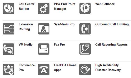 FreePBX Module Examples