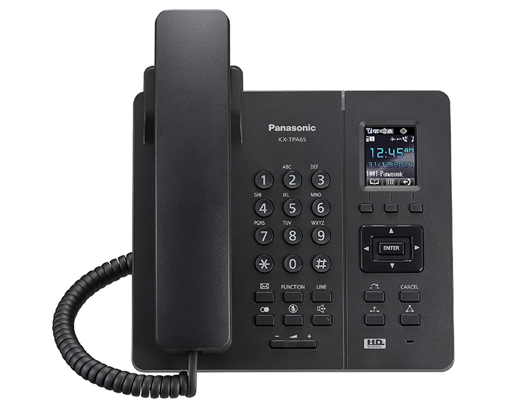 Panasonic KX-TPA65 DECT VoIP Phone System