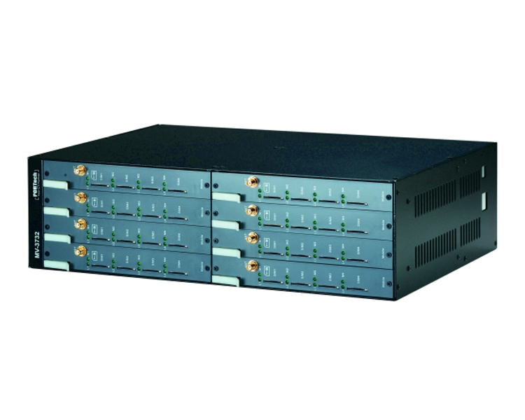 PorTech MV-3732 - 32 channel GSM/VoIP Gateway