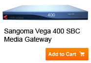 Sangoma Vega 400 SBC: Session Border Controller