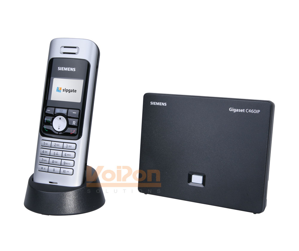 Siemens c460ip dect sip phone telephone siemens c460ip dect sip phone 1betcityfo Image collections