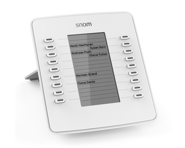 Snom D7 Expansion Module White
