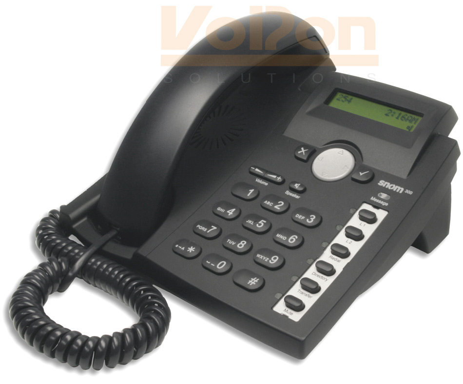 Snom 300 Ip Phone Snom 300
