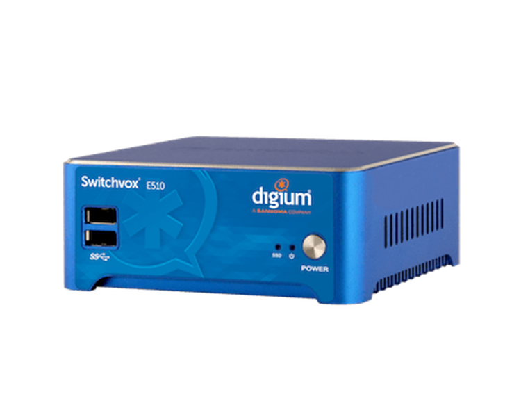 Digium Switchvox E510 Appliance