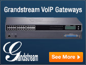 Grandstream VoIP Gateways