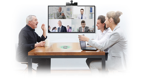 Premium Audio and Video Meeting Experience