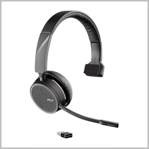Wireless VoIP Headsets
