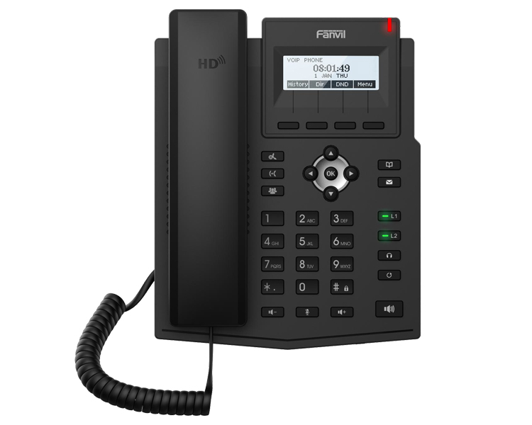 Fanvil X1S IP Phone