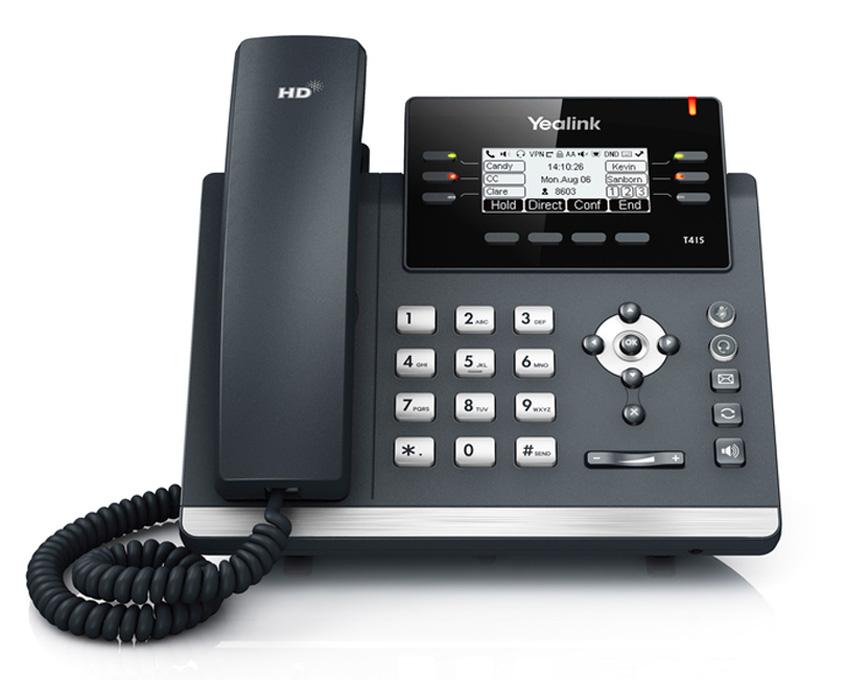 Yealink T41s Ip Phone Sip T41s