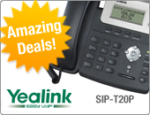 Yealink - T20P IP Phone