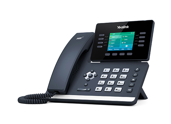 Yealink T52S Smart Media Phone (SIP-T52S)