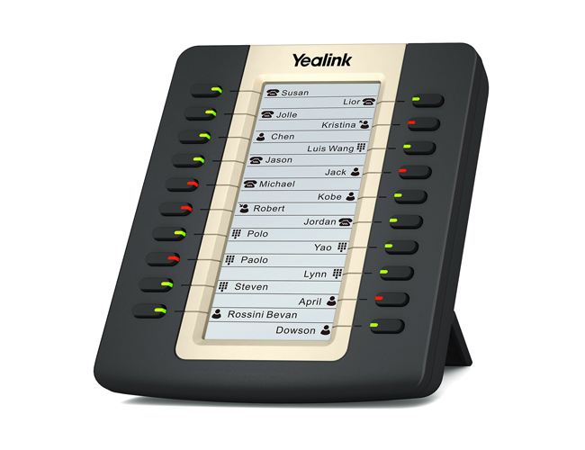 Yealink EXP20 IP Phone Expansion Module