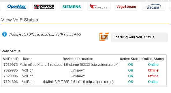 Yealink SIP Setup Guide