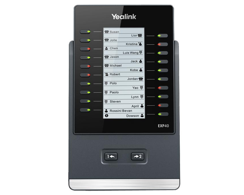 Yealink EXP40 IP Phone Expansion Module