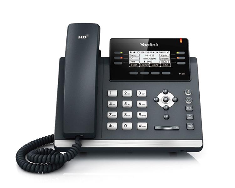 Yealink T42g Ip Phone Sip T42g
