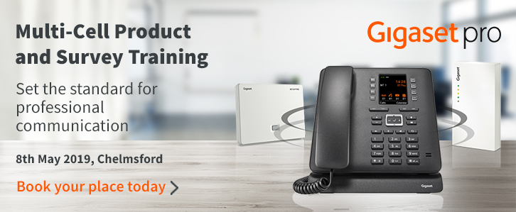 Gigaset Multi-Cell Product and Survey Training - 8th May 2019