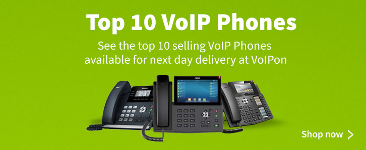 Top 10 selling VoIP Phones