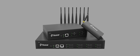 Yeastar VoIP Gateways