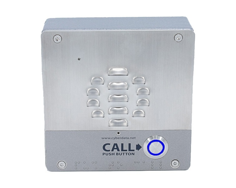 CyberData VoIP V3 Outdoor Intercom (011186)
