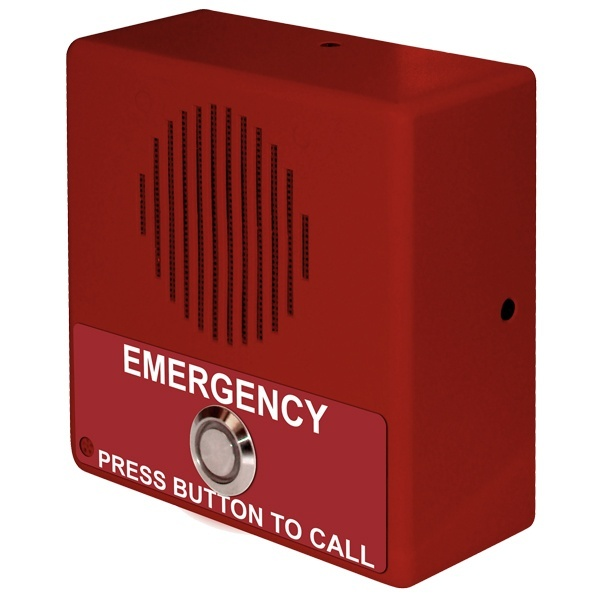 CyberData VoIP V3 Indoor Emergency Intercom (011209)