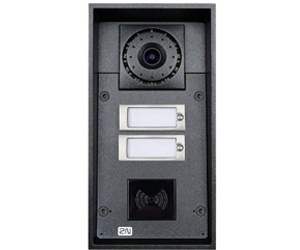 2N IP Force - 2 Buttons + Camera (9151102CR)