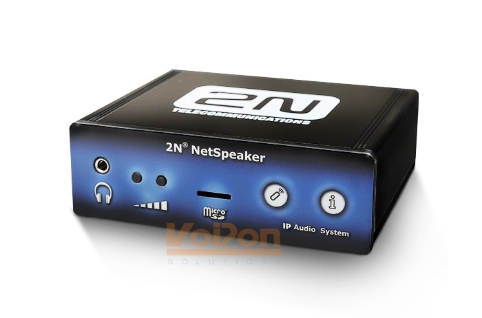 2N Net Audio Decoder (NSp server SW included) 914010E