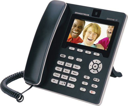 Grandstream GXV3140 IP Multimedia Phone