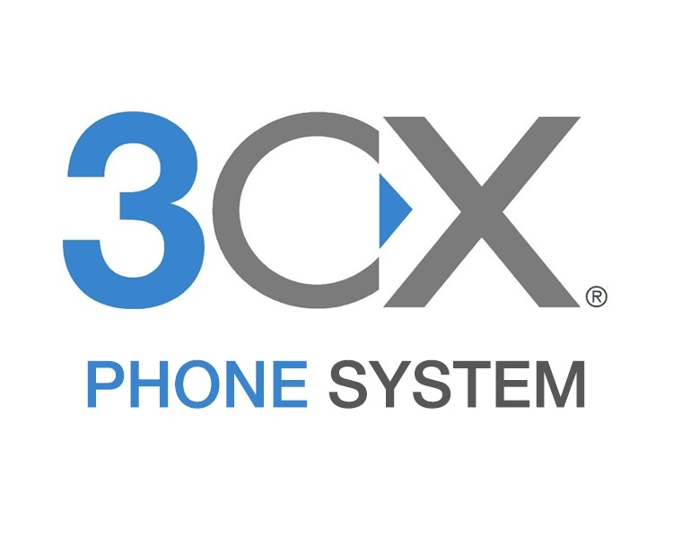 3CX IP PBX Phone System Standard Perpetual Lifetime License - 8 Simultaneous Calls including 1 year Maintenance (Upgradable to 1,024 SC)