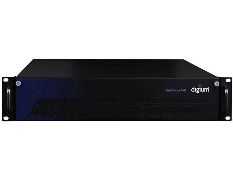Digium Warranty, Extended to 5 Years For Switchvox 470 Appliances