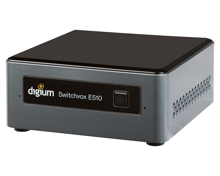 Digium Warranty, Extended to 5 Years for Switchvox E510 Appliances