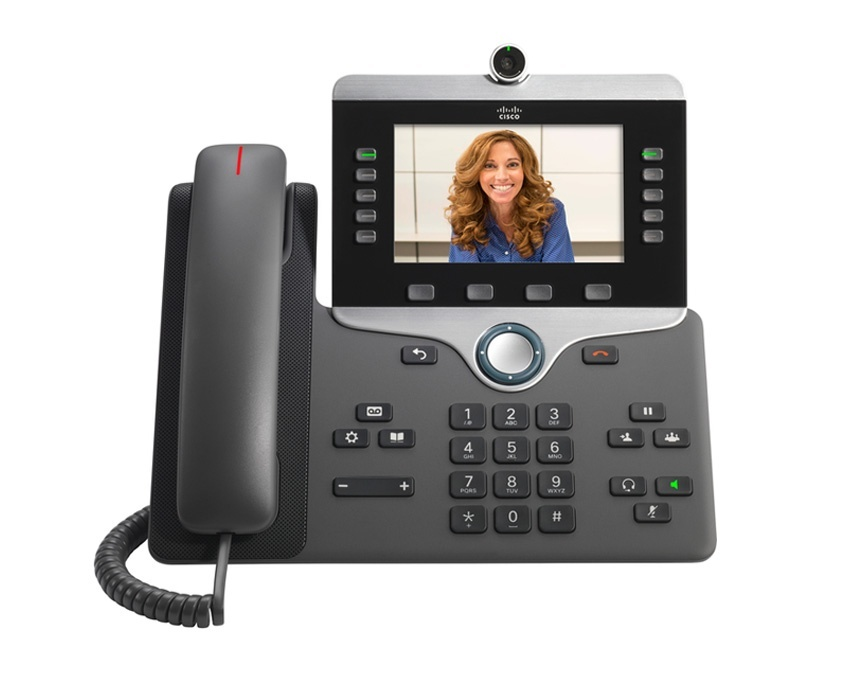 Cisco 8865 IP Video Phone