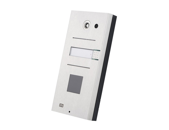 2N IP Vario 1 Button Door Entry Panel (9137111U)