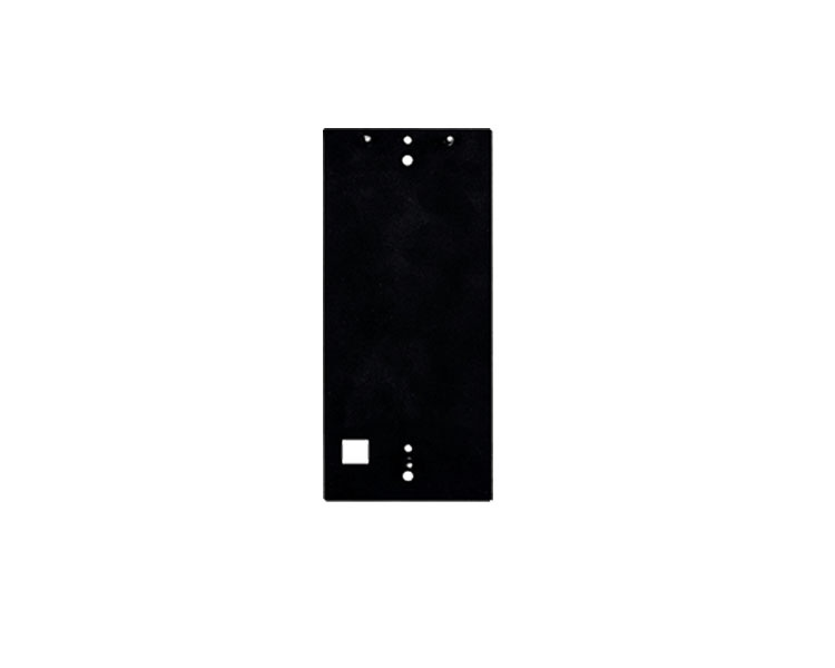 2N Backplate for 2N Helios IP Verso - 2 Modules (9155062)