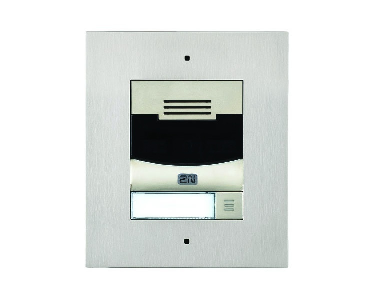 2N IP Solo Flush Mount in Brushed Nickel 9155301CF (requires 9155017 for installation)