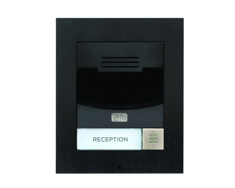2N IP Solo Surface Mount in Black (9155301CBS)