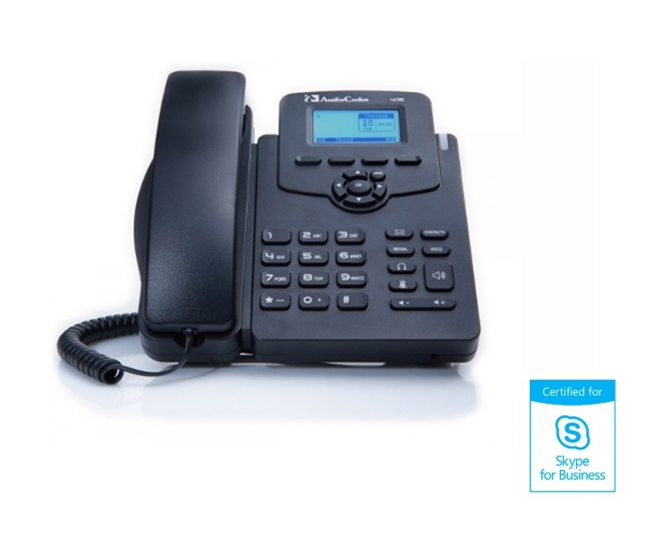 AudioCodes 405HD IP Phone