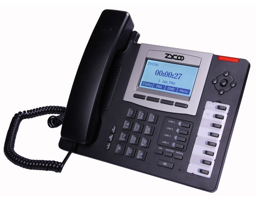 ZYCOO CooFone-D60 IP Phone