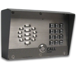 Cyberdata VoIP V3 Outdoor Intercom w/Keypad - 011214