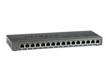 Netgear ProSafe GS116E 16PT Gigabit Smart Managed Plus Switch