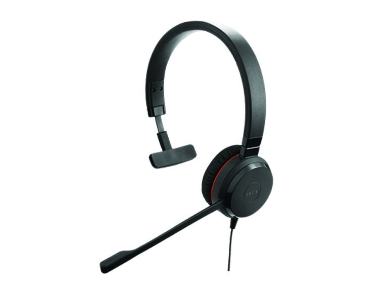 Jabra Evolve 30 II MS Mono Corded Headset