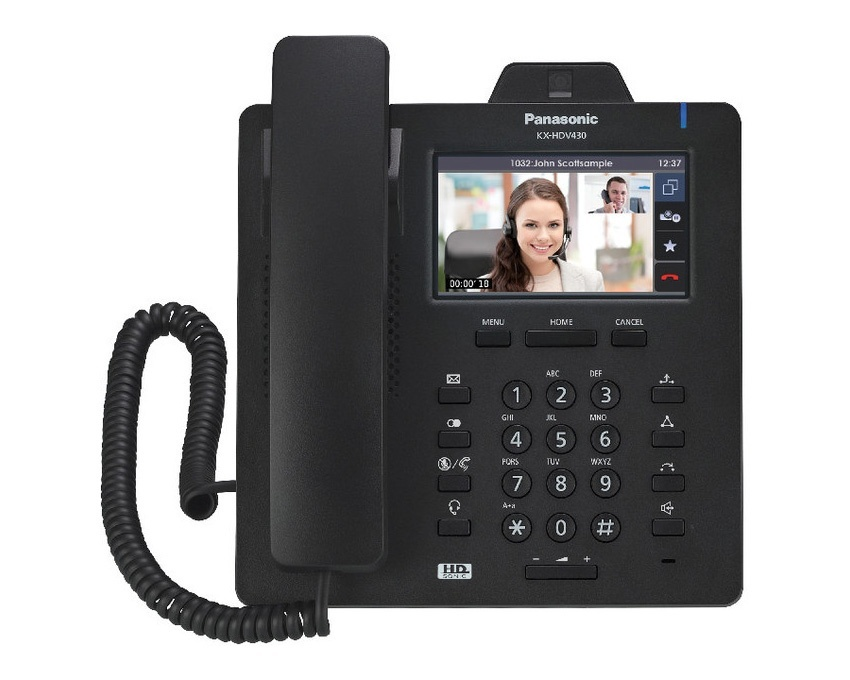Panasonic KX-HDV430 IP Video Phone