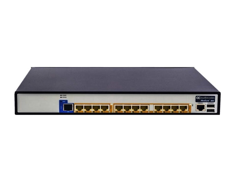 AudioCodes Mediant 800 Enterprise Session Border Controller and Media Gateway (M800B-ESBC)