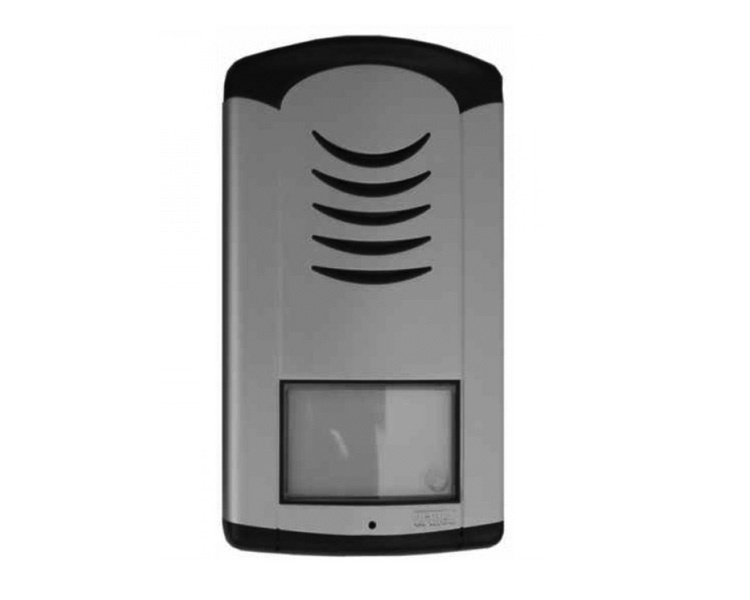 Alphatech IPDP Slim 1 button (RFID) Video Door Entry Station