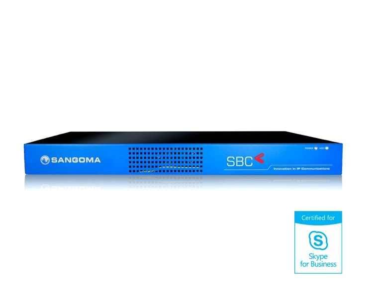 Sangoma Vega SBC 1U Appliance with 250 Calls