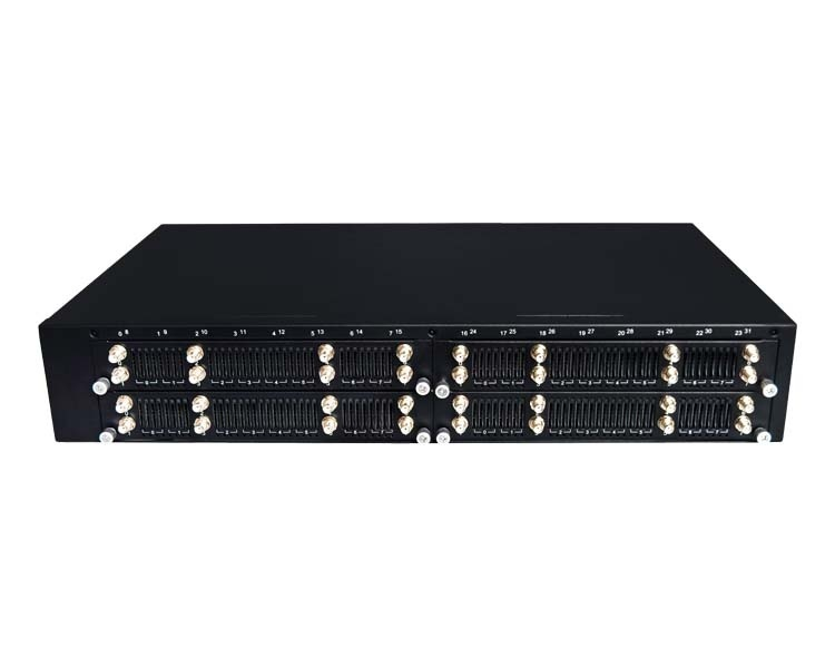 Dinstar UC2000-VG-32GM 32 Port GSM VoIP Gateway