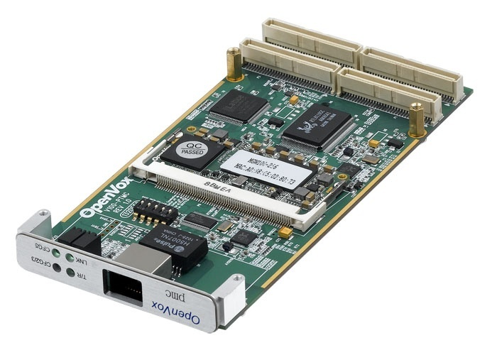 OpenVox V100-PTMC-032 Transcoding Card (Up to 32 transcoding Sessions)