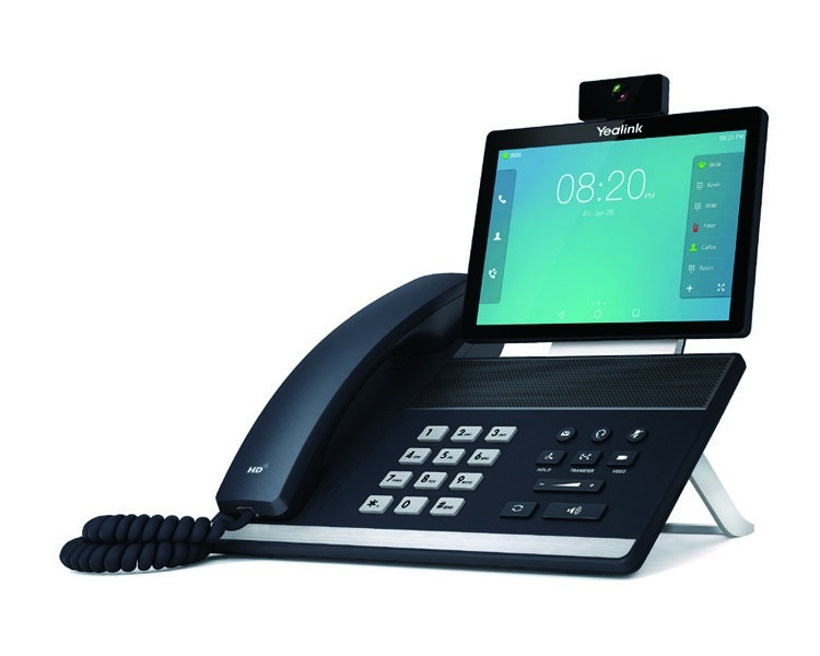 Yealink VP59 Smart Video IP Phone (SIP-VP59)
