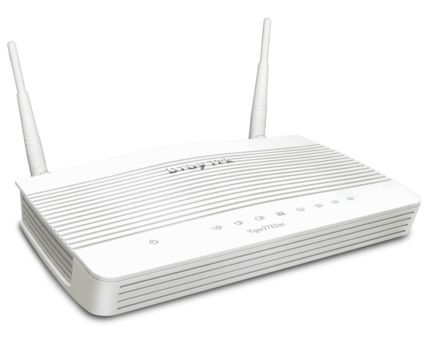 Draytek Vigor 2762ac ADSL or VDSL Router/Firewall with WiFi 802.11ac